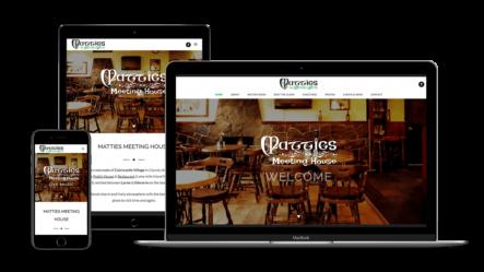 web-design-seo-larne-client-portfolio-matties